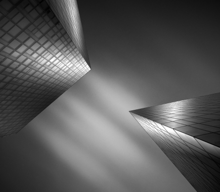 Apollo, Bratislava - B&W Architecture Fine Art Series