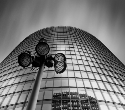 City Shapes, Berlin - B&W Architecture Fine Art Series