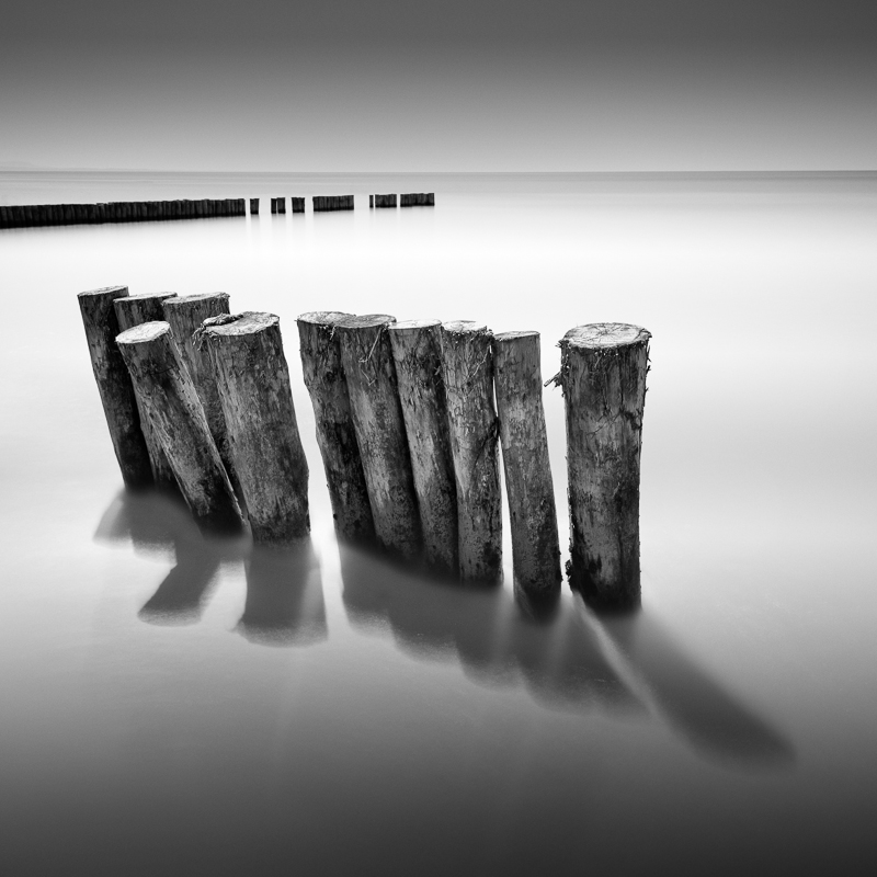 Solitude ii italy bw landscapes seascapes fine art series