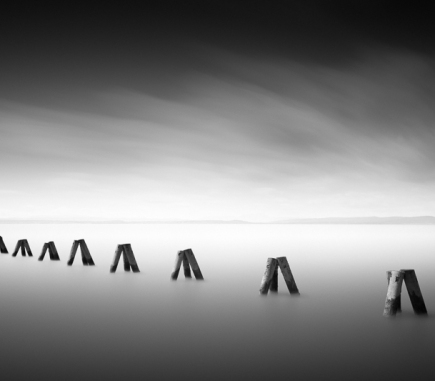 Rhythm, Austria - B&W Landscapes - Seascapes Fine Art Series