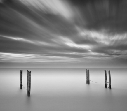 Hope, Austria - B&W Landscapes - Seascapes Fine Art Series