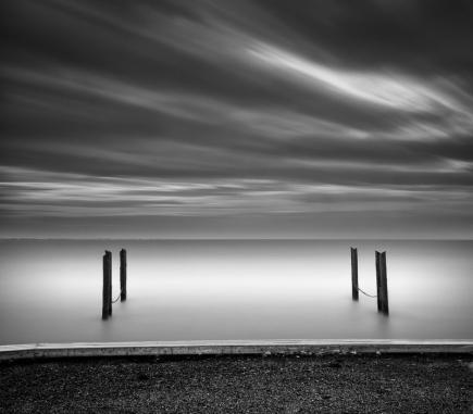 Silence, Austria - B&W Landscapes - Seascapes Fine Art Series