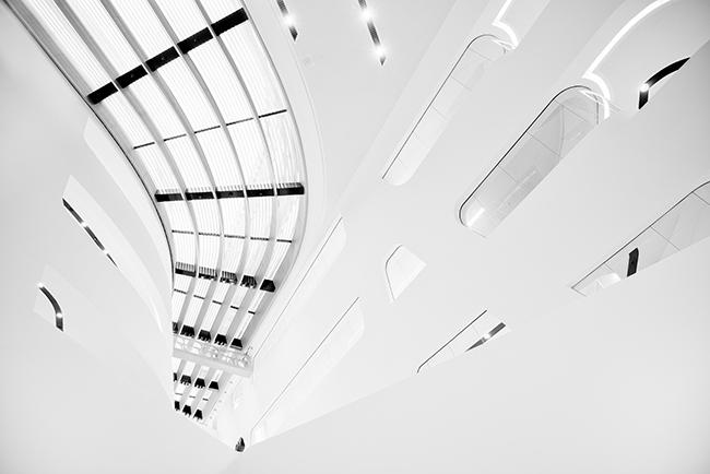 Zaha Hadid Architects and Wirtschaftsuniversität Wien