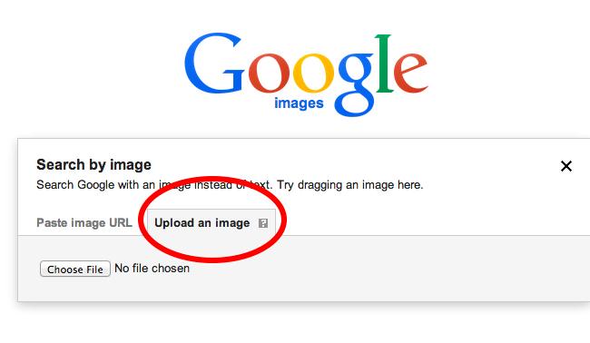 Photo upload google