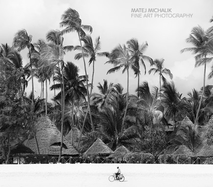 Ride, Pwani Mchngani, Zanzibar - B&W People Fine Art Series