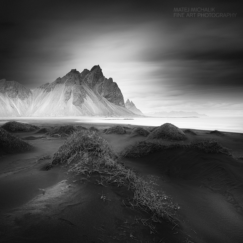 Stokksness iceland bw seascapes landscapes fine art series